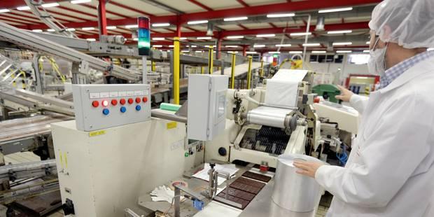 Mondelez International annonce une nouvelle structure en Belgique, 82 emplois menacés - La Libre
