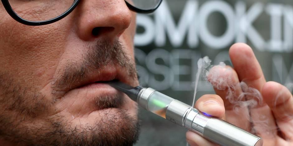 Le Conseil d'Etat suspend l'arrêté royal sur les cigarettes électroniques