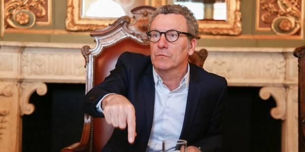 Yvan Mayeur regrette ses propos au sujet de la Flandre - La Libre