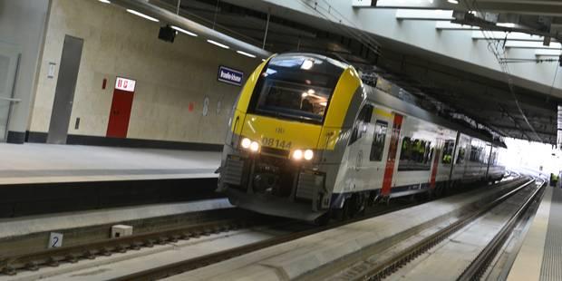 Perturbations sur le réseau ferroviaire entre Namur et Bruxelles - La Libre
