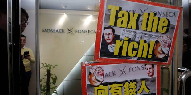 """Après les révélations des """"Panama Papers"""", le fisc reçoit des moyens nouveaux - La Libre"""