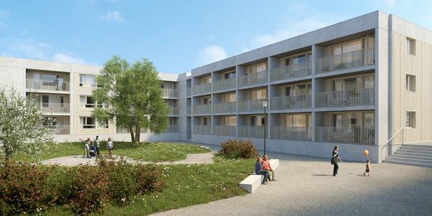 L'immobilier résidentiel, un investissement très ?in' - La Libre