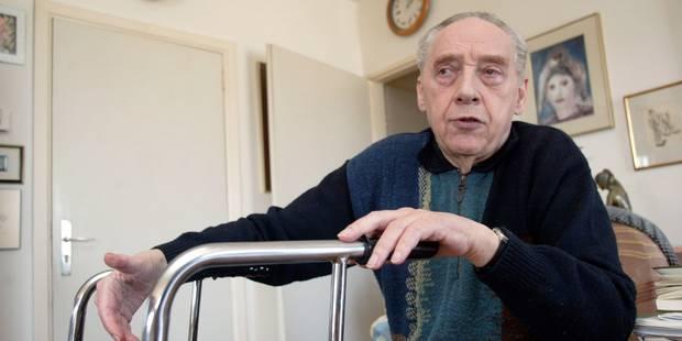 Décès de l'ancien député et président du parti communiste Louis Van Geyt - La Libre