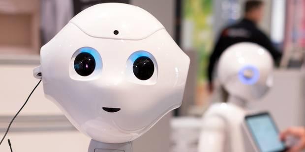 De quoi sont capables les robots? Lorsque la science dépasse la fiction - La Libre