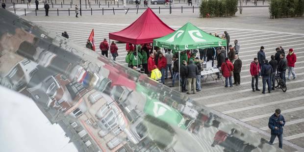 Sept Belges sur dix pensent que les syndicats sont nécessaires - La Libre