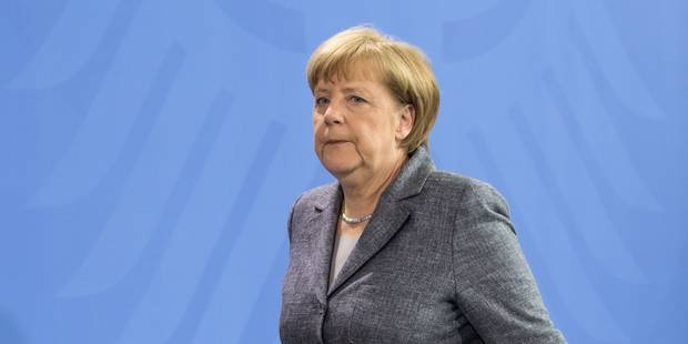 Merkel accusée de plier devant Erdogan - La Libre