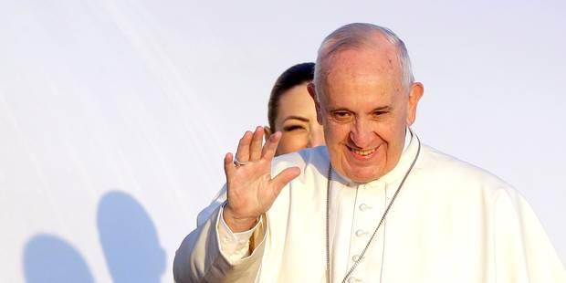 Le Pape et le Patriarche font cause commune pour les réfugiés à Lesbos - La Libre
