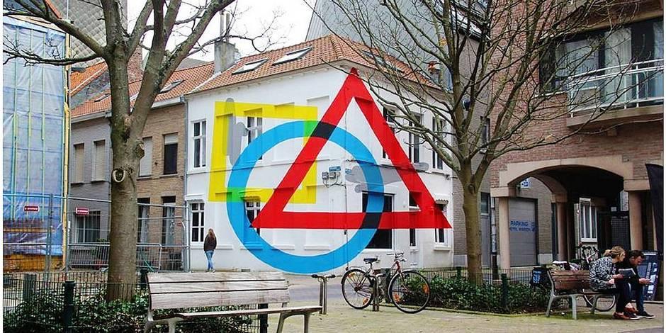 Assaut ostendais des muralistes urbains - La Libre