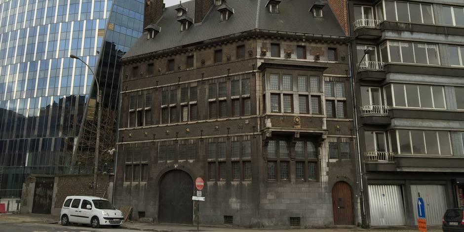 La maison Rigo, musée Simenon ? - La Libre