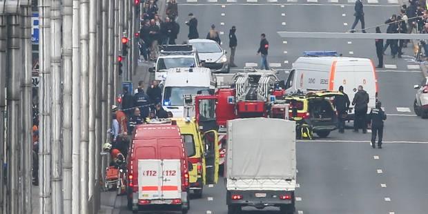 """La Belgique absente lors d'une réunion européenne sur la sécurité du métro: """"Quel est le degré de sérieux de nos ministr..."""