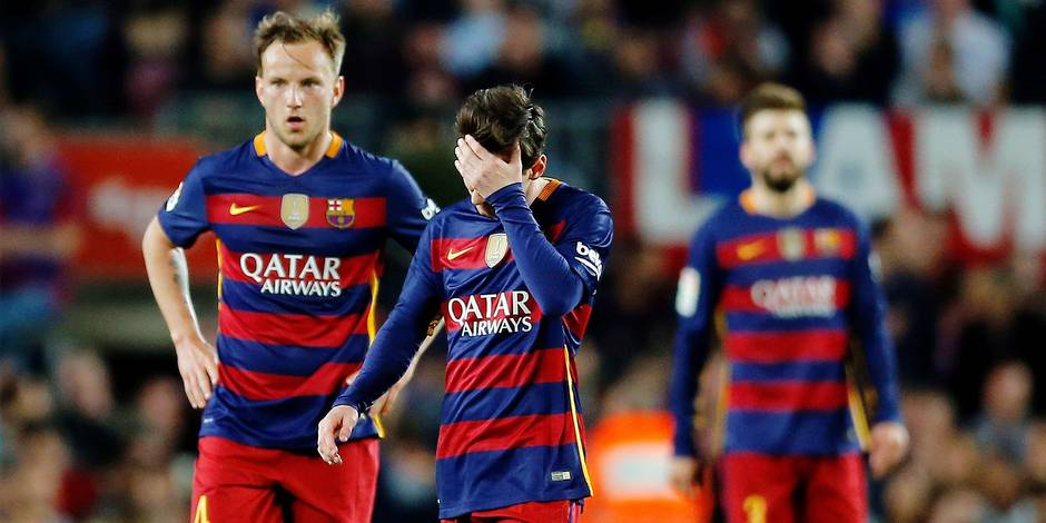 Pourquoi le Barça peut tout perdre - La Libre