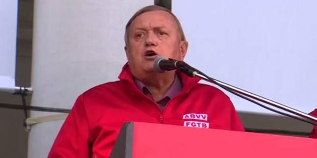 Actions FGTB: Ducarme conseille à Goblet de tourner sa langue sept fois dans sa bouche - La Libre