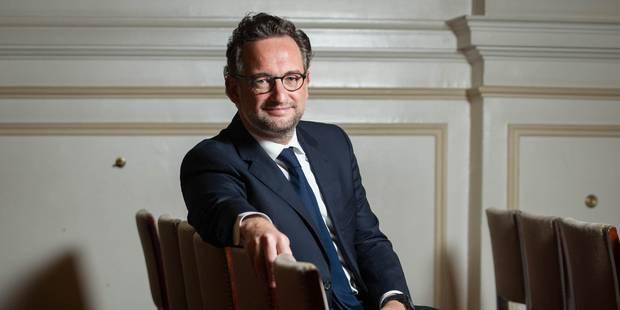 """Boris Dilliès (MR): """"Yvan Mayeur, un gourou de la secte du Temple du Soleil qui nous tuera tous """" - La Libre"""