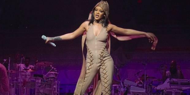 Rihanna s'offre un record détenu par les Beatles - La Libre