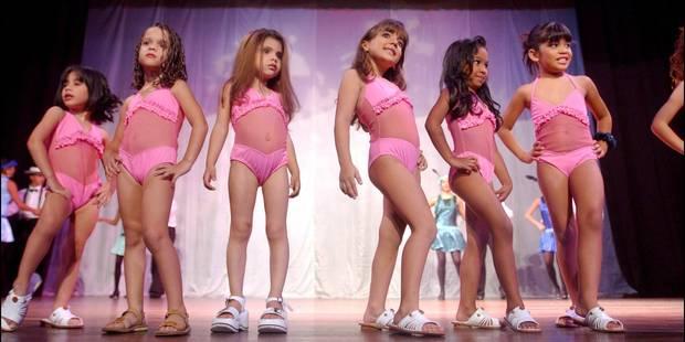 Un concours de Mini-Miss prévu cet été soulève l'indignation - La Libre