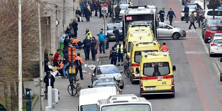 Édito: après les attentats du 22 mars, une commission qui devra être à la hauteur - La Libre