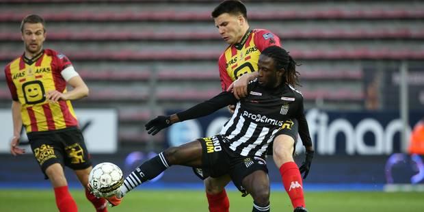 Charleroi ravit ses supporters face à Malines (4-0) - La Libre