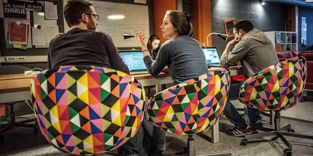"""Le """"Bruxelles Bondy Blog"""": apprentis journalistes en """"liberté encadrée"""" - La Libre"""