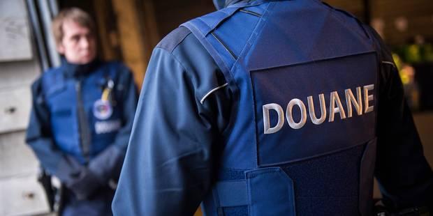 Attentats à Bruxelles: 124 agents des Douanes impliqués au quotidien dans les contrôles contre le terrorisme - La Libre