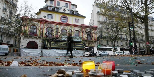 Attentats de Paris: le parcours manqué du quatrième commando (PHOTO) - La Libre