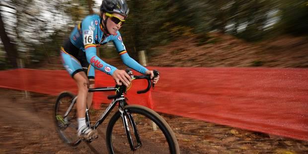Femke Van den Driessche suspendue 6 ans par l'UCI - La Libre