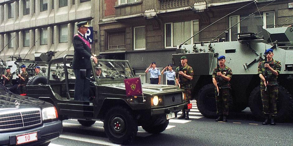 La Jeep des Rois a été volée - La Libre