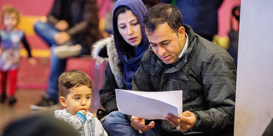Le CDH veut que l'Etat défraie les familles qui logent des réfugiés