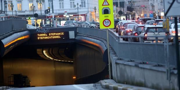 """""""Coup de gueule"""" contre la signalisation des problèmes de circulation à Bruxelles - La Libre"""