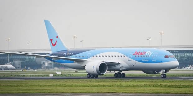 Jetairfly reprend son schéma de vol normal à Brussels Airport dès lundi - La Libre