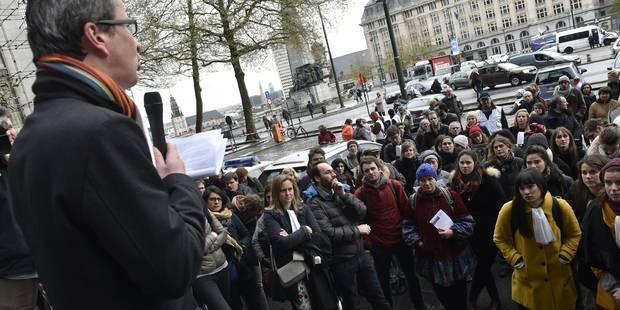 Une centaine d'organisations contestent la réforme de l'aide juridique - La Libre