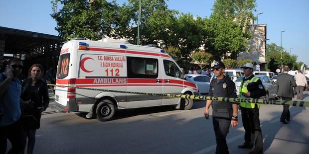 Un attentat en Turquie confirme les mises en garde aux touristes - La Libre