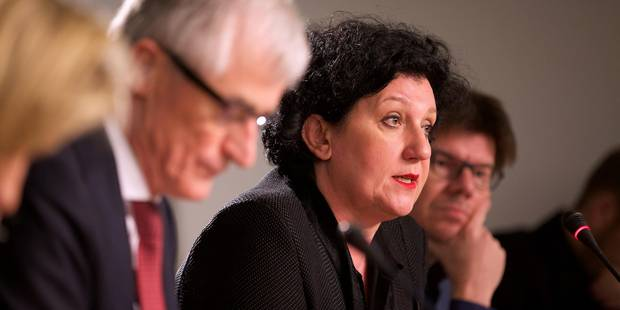Annemie Turtelboom démissionne du gouvernement flamand, Bart Tommelein la remplace - La Libre
