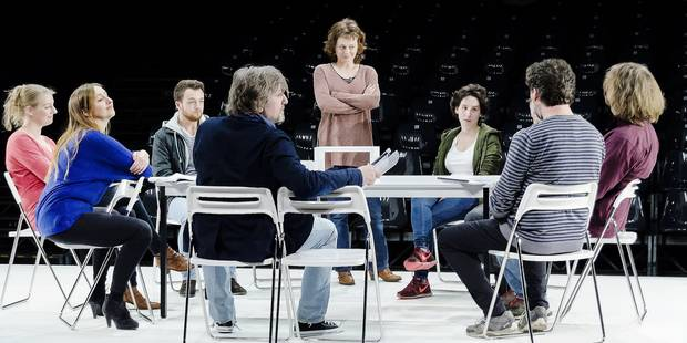 La compagnie Théâtre en liberté dans les pas de la troupe de Molière - La Libre