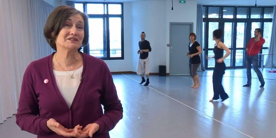 Annie Bozzini à la tête de Charleroi/Danse