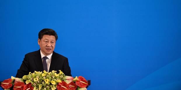 """Chine: contrer la """"subversion"""" étrangère - La Libre"""