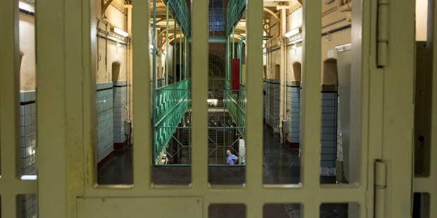 Grève dans les prisons: Le syndicat Sypol préconise l'instauration d'un service minimum au sein des prisons - La Libre