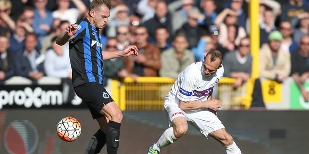 Le Club Bruges prend sa revanche sur Genk (3-1) et reste seul en tête - La Libre