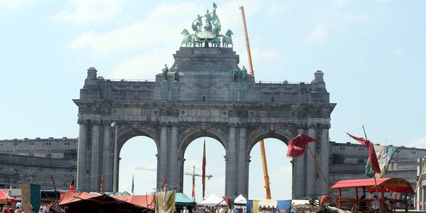 La Fête de l'environnement à Bruxelles se transforme et devient un festival - La Libre