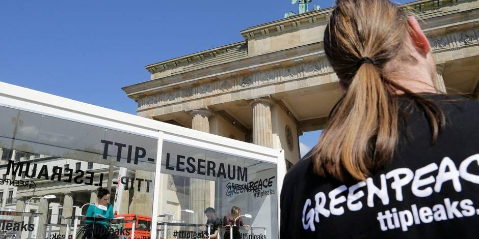 """Fuite de documents sur le TTIP: les Etats-Unis dénoncent des interprétations """"trompeuses"""""""