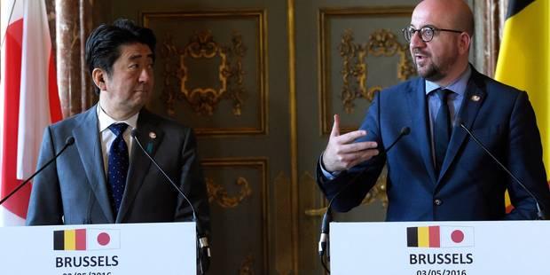 """Charles Michel: """"La Belgique met tout en oeuvre pour la sécurité à Bruxelles"""" - La Libre"""