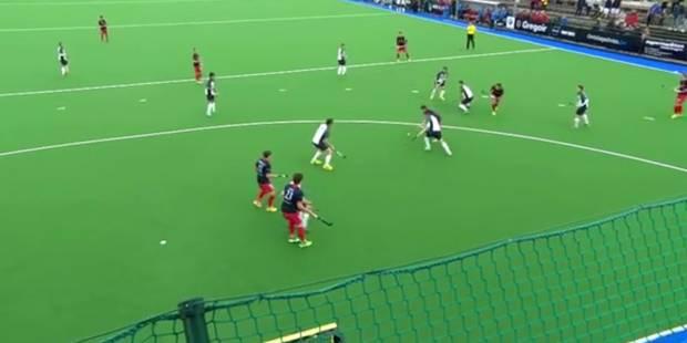 DH messieurs: tous les buts des demi-finales - La Libre