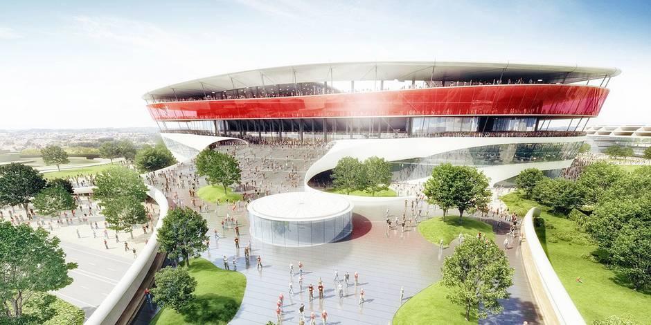 Le Sporting d'Anderlecht prépare un plan B : un stade ailleurs !