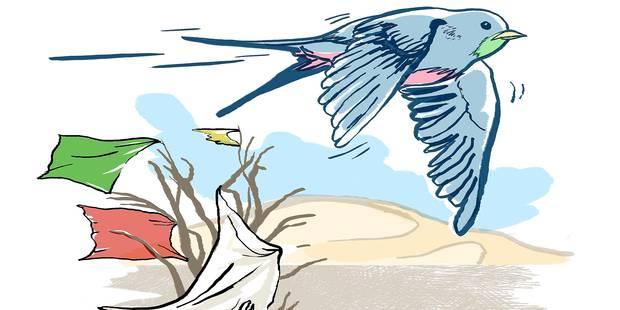 Ne raillez pas le Printemps arabe - La Libre
