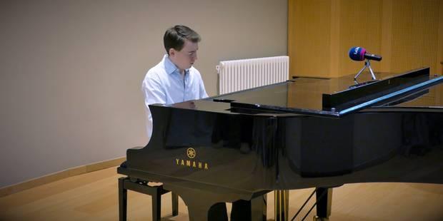 Reine Elisabeth : Nathanael Gouin, passionné de musique de chambre (VIDEO) - La Libre