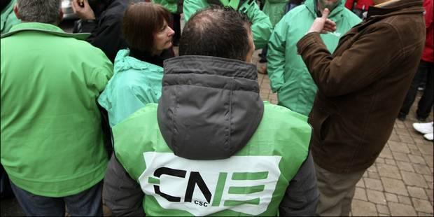 La CNE appelle tous ses secteurs à faire grève le 24 juin prochain - La Libre