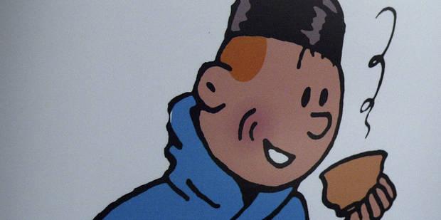 """""""La vie sexuelle de Tintin"""" de Jan Bucquoy s'expose au musée de l'Érotisme à Bruxelles - La Libre"""
