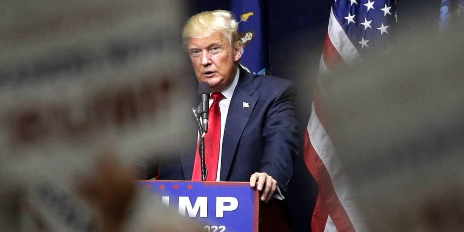 """Donald Trump, seul candidat républicain: un """"suicide national"""""""