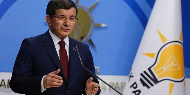 Davutoglu confirme son départ du poste de Premier ministre en Turquie - La Libre
