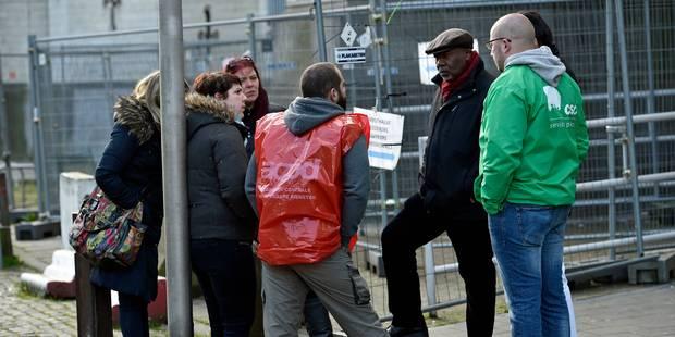 Grève dans les prisons: Les agents pénitentiaires de Lantin et de Paifve rejettent le protocole de Koen Geens - La Libre