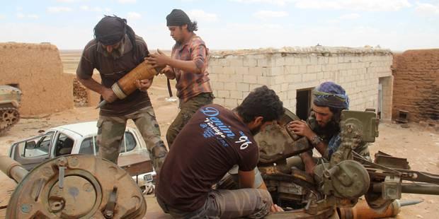 Syrie: la trêve à Alep prolongée trois jours - La Libre